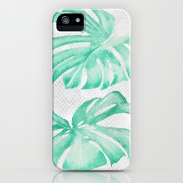 city leaf iPhone Case