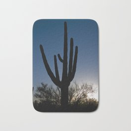 Sunset Cacti 3 Bath Mat