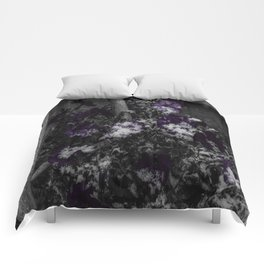 First Snow Of The Season Comforters