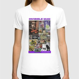 Vintage Invisible by iamjohnlogan T-shirt
