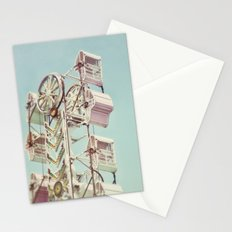 pastel carnival Stationery Cards