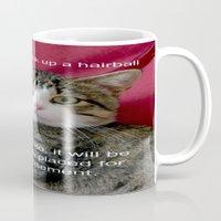 meme Mugs featuring TJ Meme by Frankie Cat