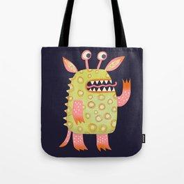 Monster Rufus Tote Bag