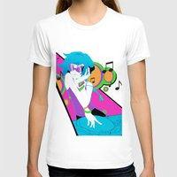 vinyl T-shirts featuring Vinyl by Pachiiri
