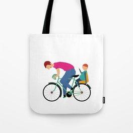 Balade à vélo Tote Bag