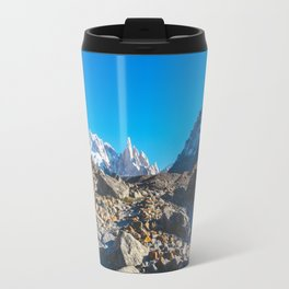 Hiking to Laguna Torre, Patagonia, Argentina 2 Travel Mug