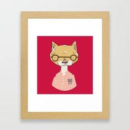 HER #1 Framed Art Print