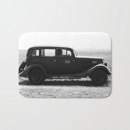 Russian Car 1945 Bath Mat