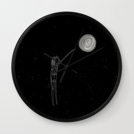 Aspirations Wall Clock