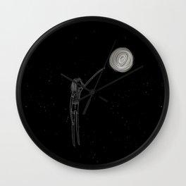 Aspirations Wall Clock