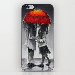 Red iPhone Skin