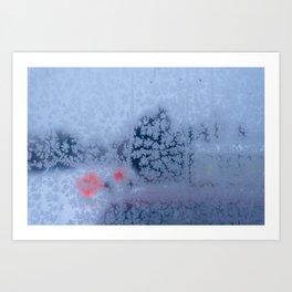 Cold Outside Art Print