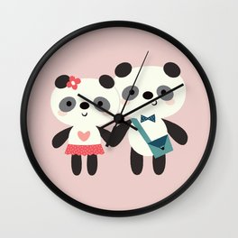 YOU'RE MY FAVORITE Wall Clock