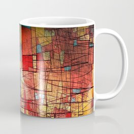 COLOR LINES Coffee Mug