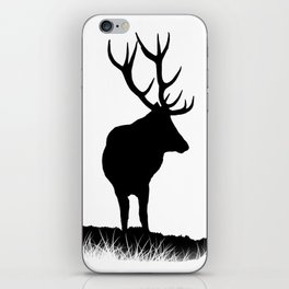 Monarch Of The Park iPhone Skin