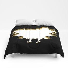 Bat Feet Comforters