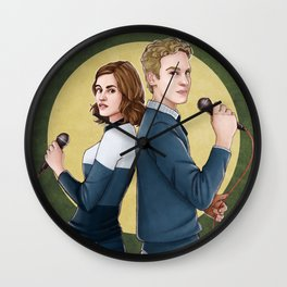 Fitzsimmons - Karaoke Wall Clock