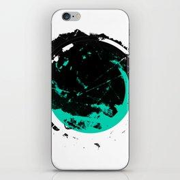 'UNTITLED #09' iPhone Skin