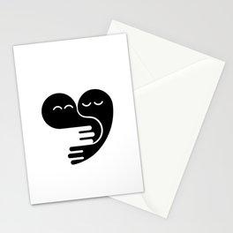 Hug my heart  Stationery Cards