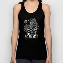 Old School Gamer Unisex Tank Top