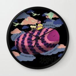 Jjjajja's Jar Volpa Wall Clock