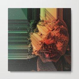 Mope Metal Print