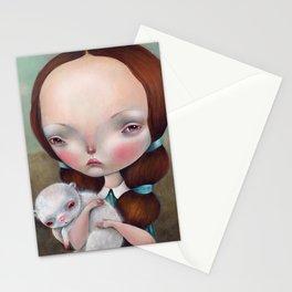 Blue day Stationery Cards