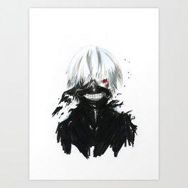 kanaki Art Print