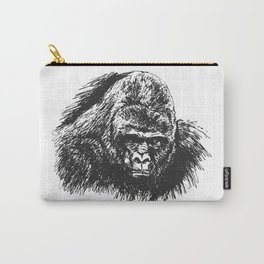 Gorilla head Carry-All Pouch
