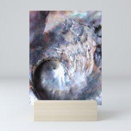 Shell Abstract Mini Art Print
