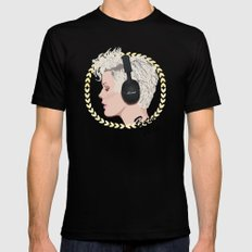 Betty Who | Pop Star MEDIUM Black Mens Fitted Tee