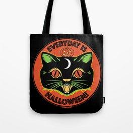Everyday is Halloween Tote Bag