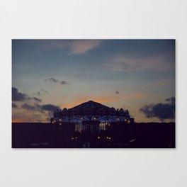 Carrousel Canvas Print