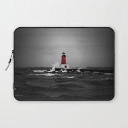 Lighthouse Glow Laptop Sleeve
