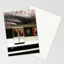 Washington DC Metro Stationery Cards