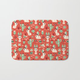 Cryptid Cuties: The Jackalope Bath Mat