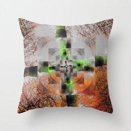 Invernal Throw Pillow