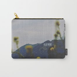 Quiet Hollywood Carry-All Pouch