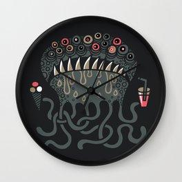 Sweet Delight Wall Clock