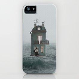 Departure iPhone Case
