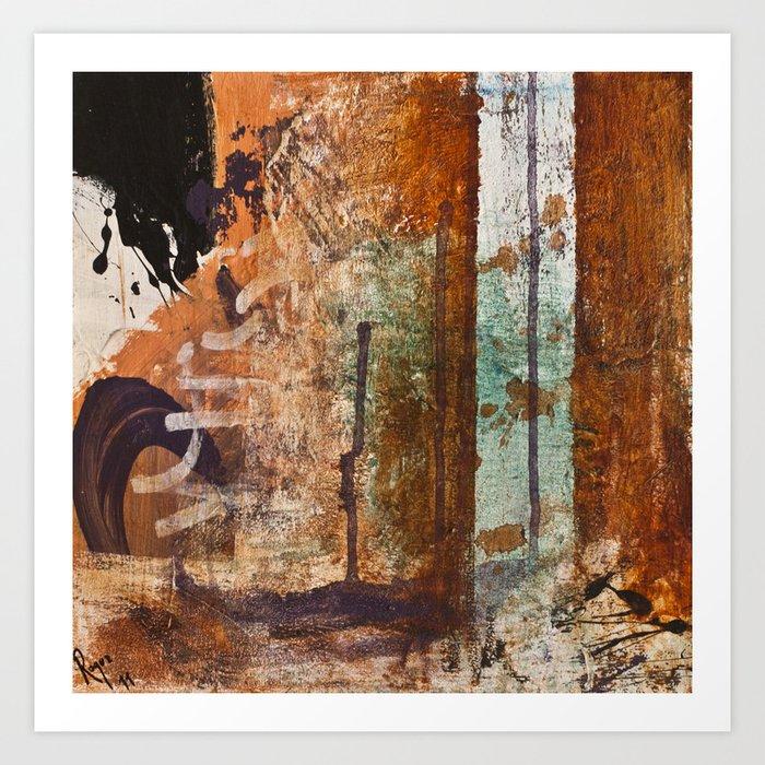 Earth #2 Art Print