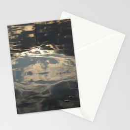Reflective Depth Stationery Cards