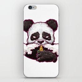 Vape Panda iPhone Skin