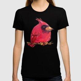 L'il Lard Butt Cardinal T-shirt