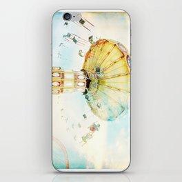 Step back into fun iPhone Skin