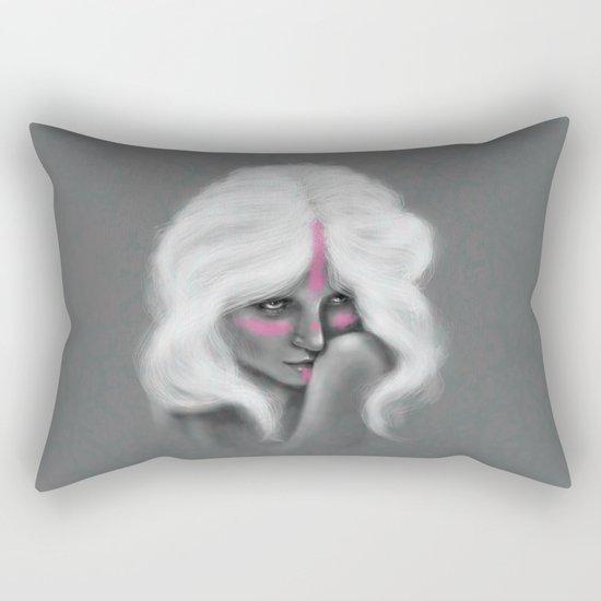 Until You Know Rectangular Pillow