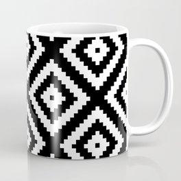 Tribal B&W Coffee Mug