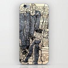 Pocket Sized Dictionary - 2 iPhone & iPod Skin