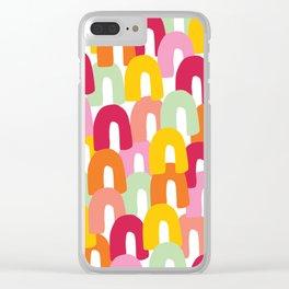 Tutti Fruity Clear iPhone Case