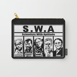 SWA Scientists With Aptitude Carry-All Pouch